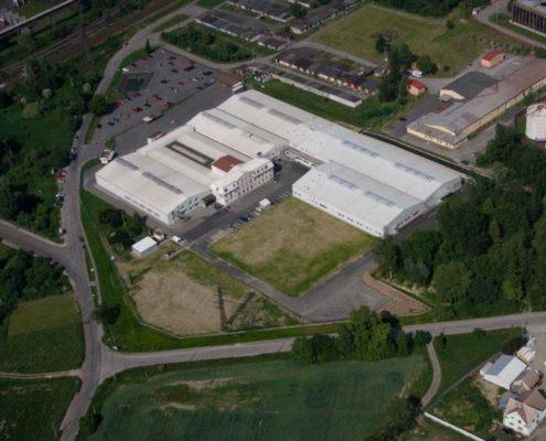 Elektroinstalace výrobních hal