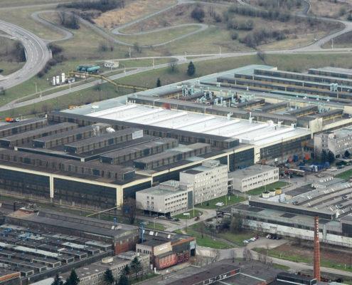 Elektroinstalace výrobních zařízení